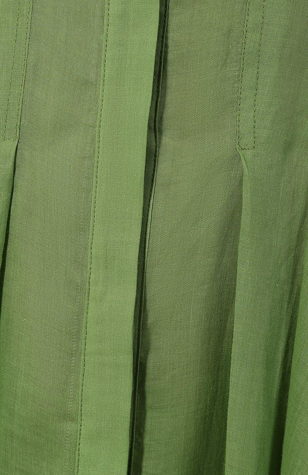 Платье из рами   Фото №5
