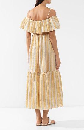 Льняное платье | Фото №4