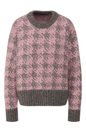 Женская шерстяной свитер JOSEPH розового цвета, арт. JF003344 | Фото 1