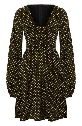 Женское платье из вискозы N21 желтого цвета, арт. 19I N2P0/H192/5118 | Фото 1