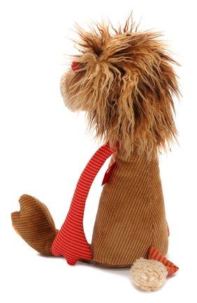 Детского игрушка лев SIGIKID коричневого цвета, арт. 38374 | Фото 2