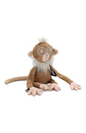 Детского игрушка макака мама SIGIKID коричневого цвета, арт. 39118 | Фото 1