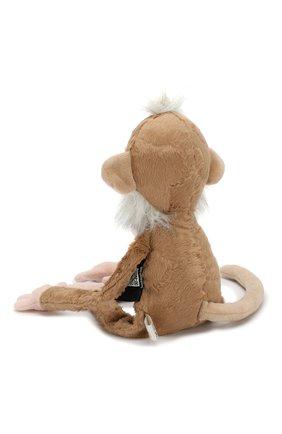Детского игрушка макака мама SIGIKID коричневого цвета, арт. 39118 | Фото 2