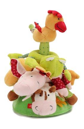 Развивающая игрушка Маленькие звери | Фото №1