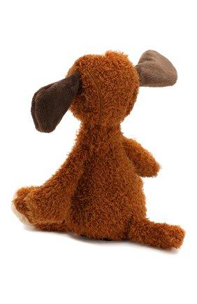 Детского игрушка маленький пес апчхи SIGIKID коричневого цвета, арт. 38723 | Фото 2