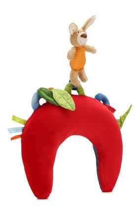 Детского развивающая игрушка подушка SIGIKID разноцветного цвета, арт. 42153 | Фото 2