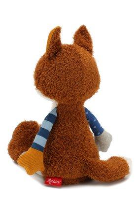 Детского игрушка лис SIGIKID коричневого цвета, арт. 38864 | Фото 2