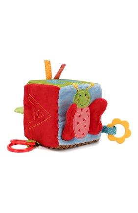 Детского развивающая игрушка кубик бабочка SIGIKID разноцветного цвета, арт. 42255 | Фото 2