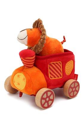 Детского развивающая игрушка поезд сафари SIGIKID разноцветного цвета, арт. 41083   Фото 2