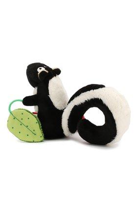 Детского развивающая игрушка скунс SIGIKID черно-белого цвета, арт. 41012 | Фото 2