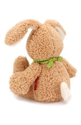 Детского игрушка зайка хуберто SIGIKID коричневого цвета, арт. 42365 | Фото 2