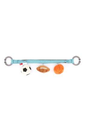 Детского игрушка набор мячиков SIGIKID разноцветного цвета, арт. 42351 | Фото 2