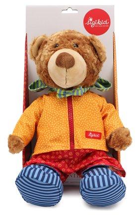 Детского развивающая игрушка медвежонок SIGIKID разноцветного цвета, арт. 40031 | Фото 2