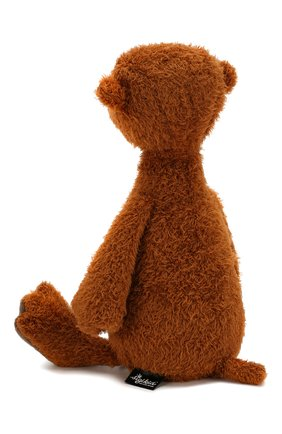 Детского игрушка мишка апчхи SIGIKID коричневого цвета, арт. 38925 | Фото 2