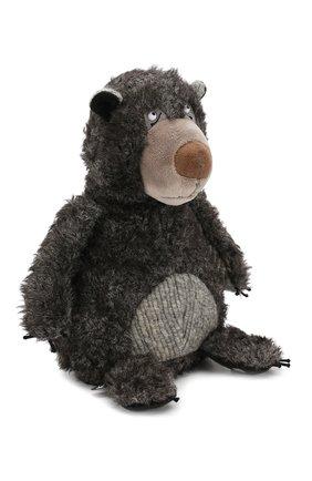 Детского игрушка мишка ти-бон SIGIKID черного цвета, арт. 39018 | Фото 2