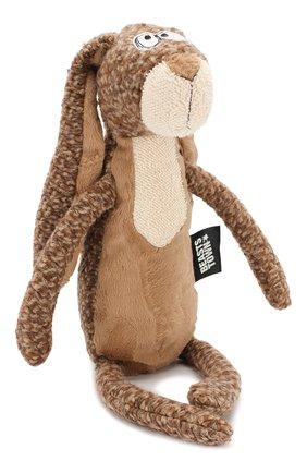 Детского игрушка кролик SIGIKID коричневого цвета, арт. 39166 | Фото 1