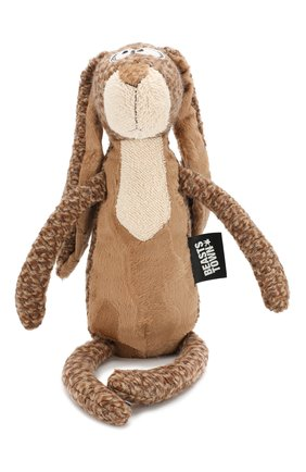 Детского игрушка кролик SIGIKID коричневого цвета, арт. 39166 | Фото 2