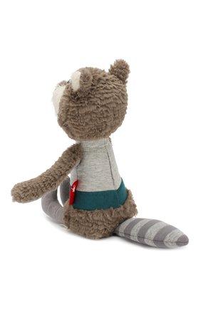 Детского игрушка енот SIGIKID коричневого цвета, арт. 39092 | Фото 2