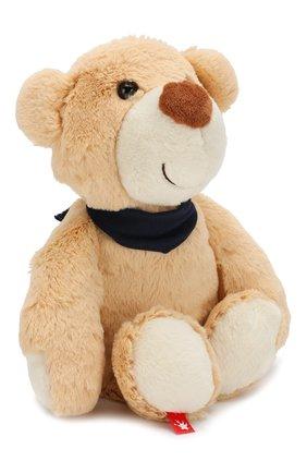 Детского игрушка медвежонок флобо SIGIKID бежевого цвета, арт. 42257 | Фото 1
