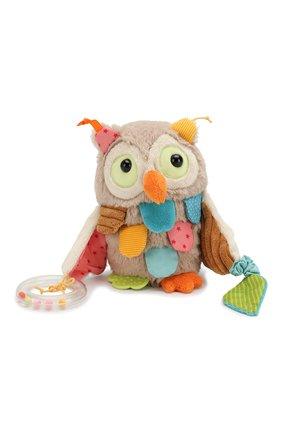 Детского развивающая игрушка сова SIGIKID разноцветного цвета, арт. 42185 | Фото 1