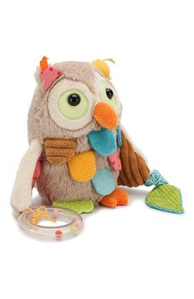 Детского развивающая игрушка сова SIGIKID разноцветного цвета, арт. 42185 | Фото 2