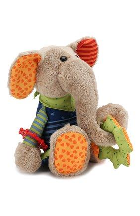 Детского развивающая игрушка слоник SIGIKID разноцветного цвета, арт. 40863 | Фото 1