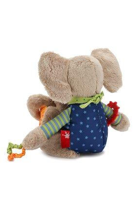 Детского развивающая игрушка слоник SIGIKID разноцветного цвета, арт. 40863 | Фото 2