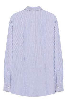 Детская хлопковая рубашка DAL LAGO голубого цвета, арт. DL08M/8508/17/L-18/XL | Фото 2