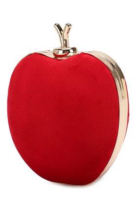 Детская сумка на цепочке DAVID CHARLES красного цвета, арт. 3606 | Фото 2