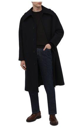 Мужские джинсы BRIONI темно-синего цвета, арт. SPNJ0L/08D17/STELVI0   Фото 2