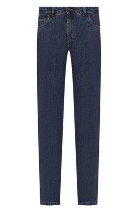 Мужские джинсы BRIONI синего цвета, арт. SPNJ0L/08D18/STELVI0 | Фото 1