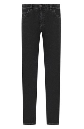 Мужские джинсы BRIONI серого цвета, арт. SPNJ0L/08D24/STELVI0 | Фото 1