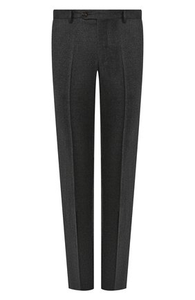 Мужской шерстяные брюки PAL ZILERI темно-серого цвета, арт. P3110--K---B1023 | Фото 1