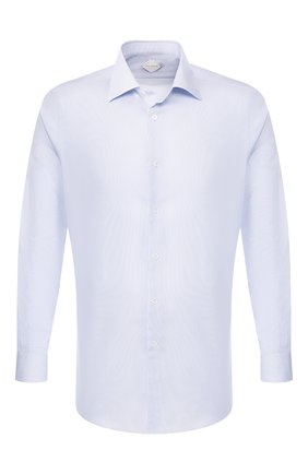 Мужская хлопковая сорочка PAL ZILERI голубого цвета, арт. P370G45----B0236 | Фото 1
