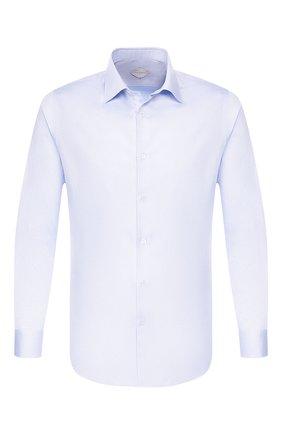 Мужская хлопковая сорочка PAL ZILERI голубого цвета, арт. P370G45S---B0210 | Фото 1