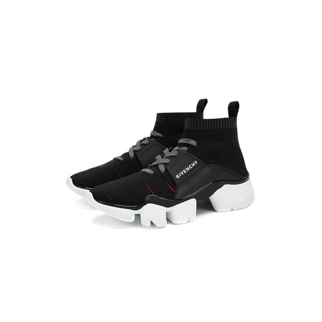 Текстильные кроссовки Jaw Givenchy — Текстильные кроссовки Jaw
