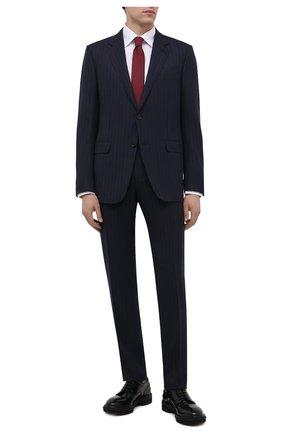 Мужские кожаные дерби PREMIATA черного цвета, арт. 31288/REAL | Фото 2