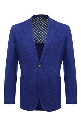 Пиджак из смеси кашемира и шелка | Фото №1