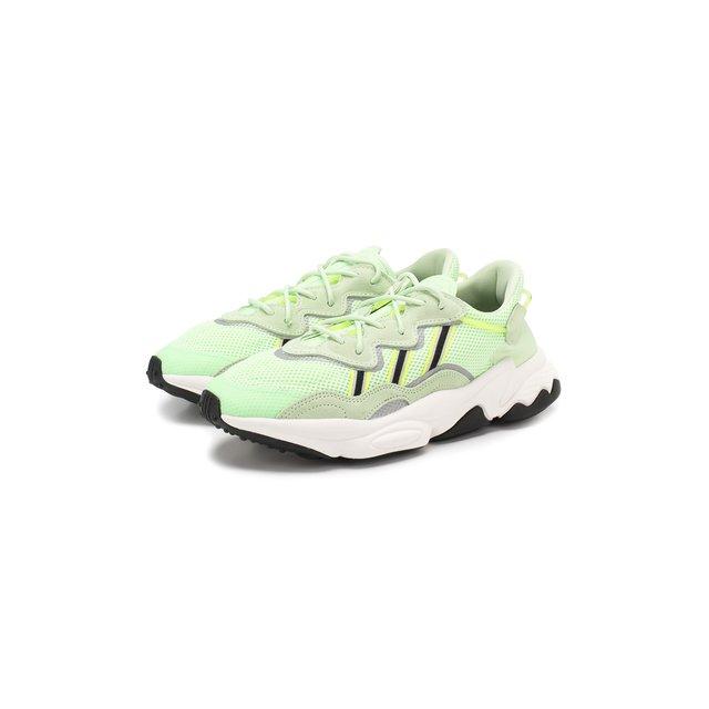Комбинированные кроссовки Ozweego adidas Originals — Комбинированные кроссовки Ozweego