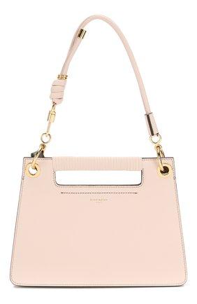Женская сумка whip small GIVENCHY светло-розового цвета, арт. BB508ZB0ME | Фото 1