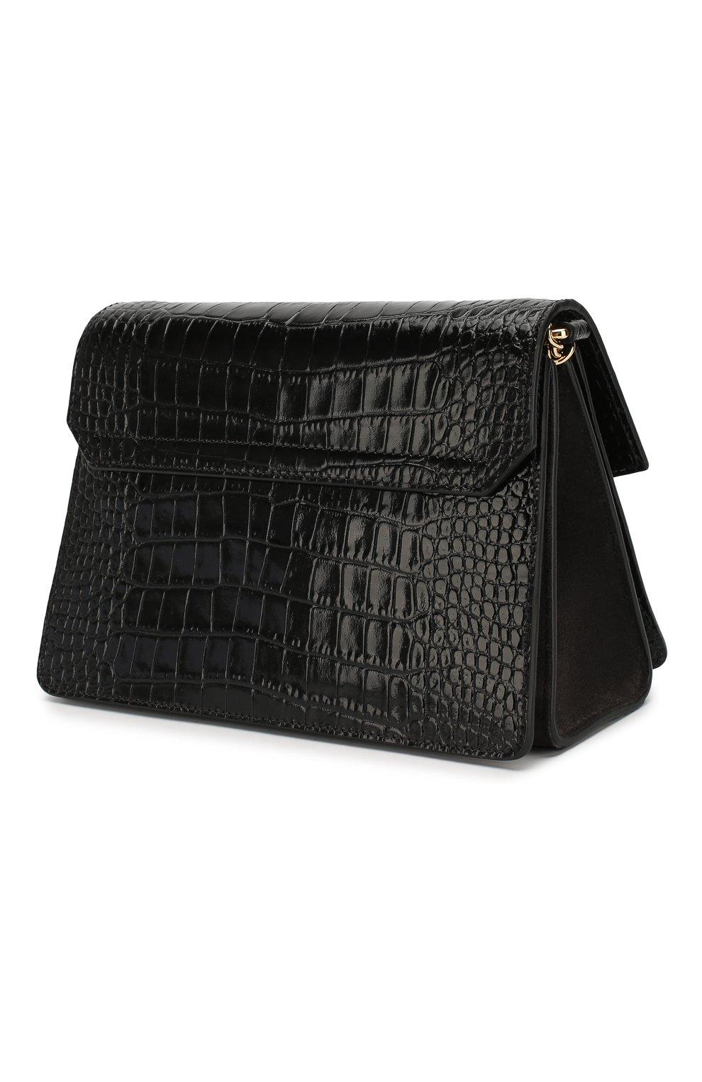 Сумка GV3 small Givenchy черная цвета | Фото №3