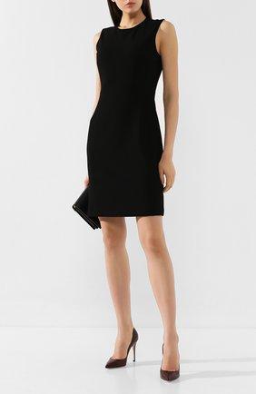 Женское платье THEORY черного цвета, арт. J0526620 | Фото 2