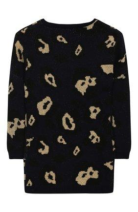 Детское платье MARC JACOBS (THE) черного цвета, арт. W12294 | Фото 2