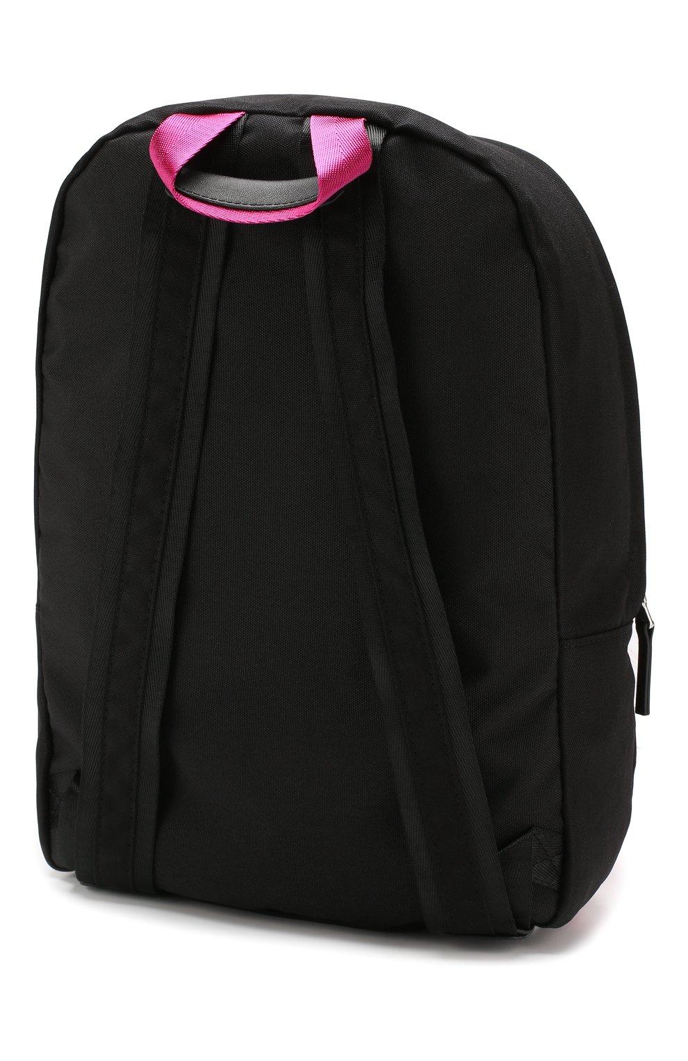Детская рюкзак MARC JACOBS (THE) черного цвета, арт. W10141 | Фото 2