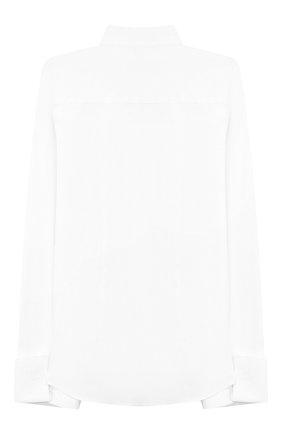 Детская хлопковая рубашка DAL LAGO белого цвета, арт. N425/7537/4-6 | Фото 2