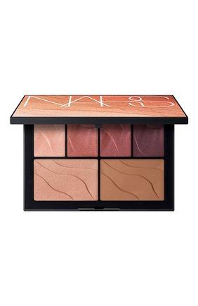 Женского палетка для макияжа hot nights NARS бесцветного цвета, арт. 0122NS | Фото 1