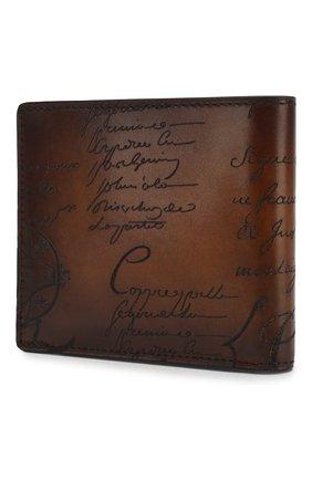 Мужской кожаное портмоне BERLUTI коричневого цвета, арт. N118708 | Фото 2