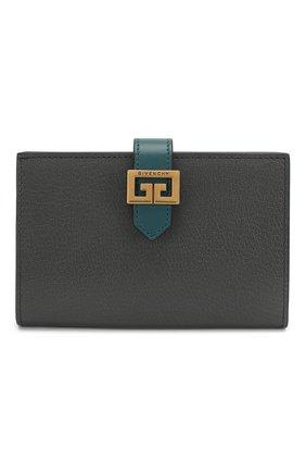 Кожаный кошелек GV3 | Фото №1