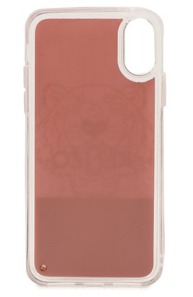 Мужской чехол для iphone x/xs KENZO светло-розового цвета, арт. F96C0KIFXTLI | Фото 2