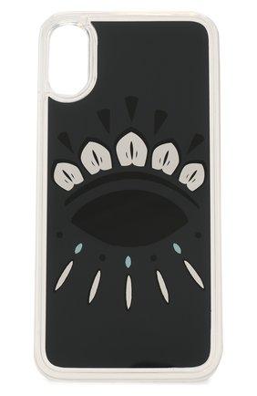 Мужской чехол для iphone x/xs KENZO серого цвета, арт. F96C0KIFXBEL | Фото 1